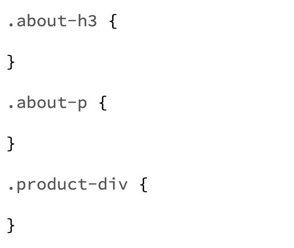 Кодстайл CSS – правила хорошего тона при вёрстке5