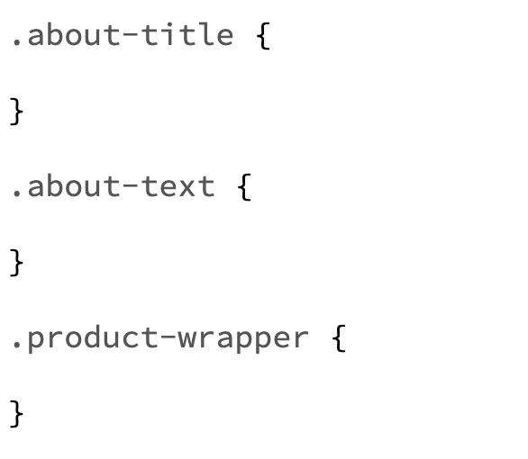 Кодстайл CSS – правила хорошего тона при вёрстке6