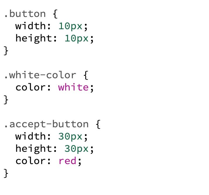 Кодстайл CSS – правила хорошего тона при вёрстке8