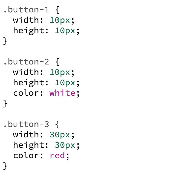 Кодстайл CSS – правила хорошего тона при вёрстке7