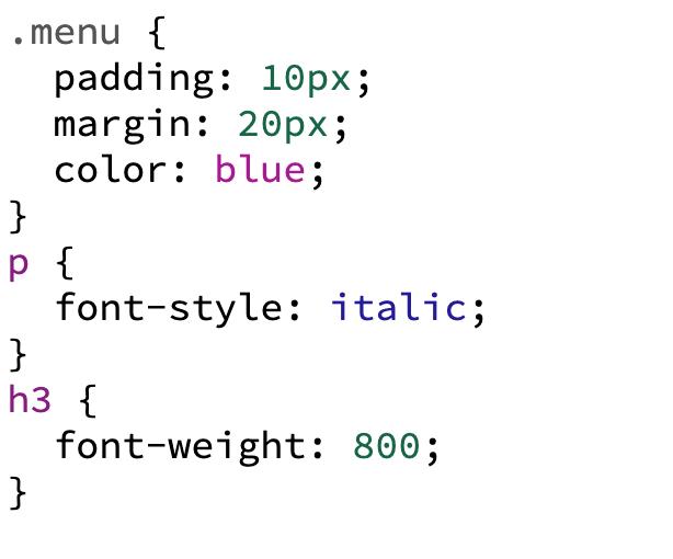 Кодстайл CSS – правила хорошего тона при вёрстке15
