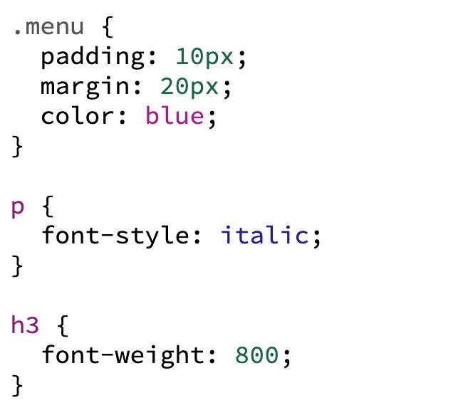 Кодстайл CSS – правила хорошего тона при вёрстке16