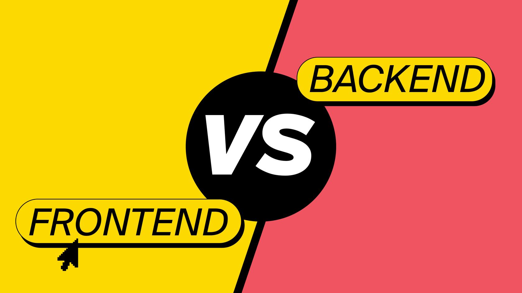 Что выбрать — frontend или backend 4