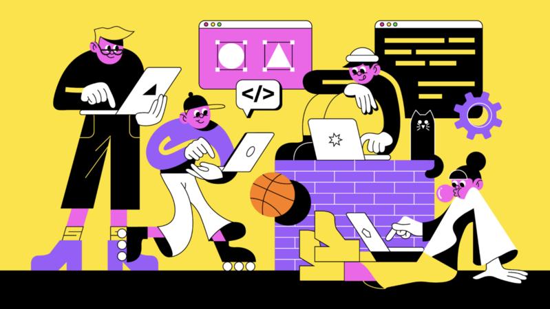 Детский практический курс по основам веб-разработки