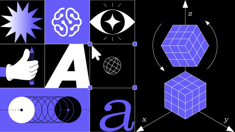 Классные приёмы в дизайне: анимация, композиция и графика
