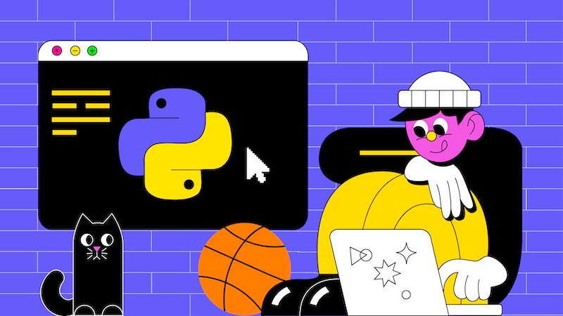 Курс для детей по разработке игр на Python