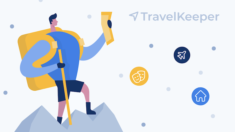 Проекты выпускников GeekBrains: сервис TravelKeeper