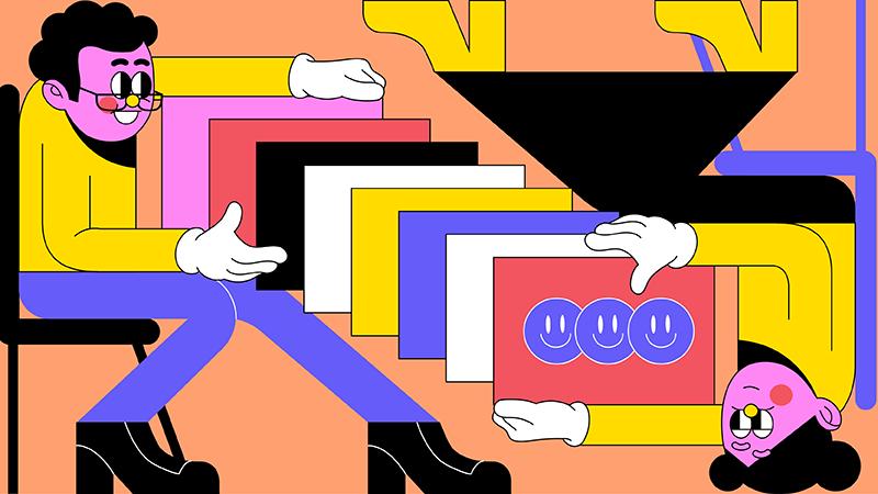 Как начинающему дизайнеру собрать портфолио мечты