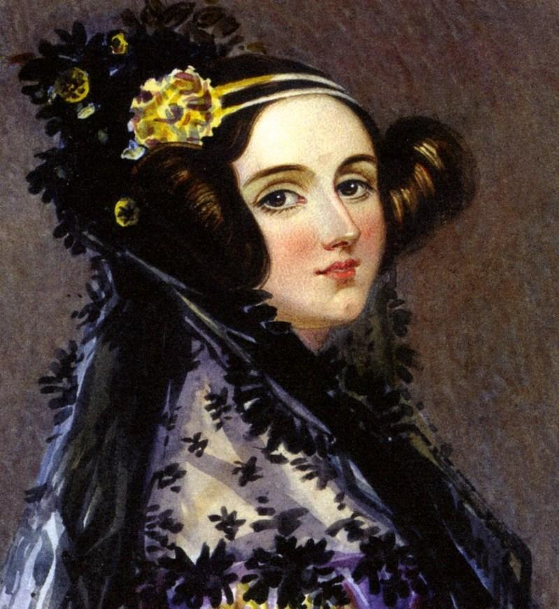 Ада Лавлейс — первая женщина-программист | GeekBrains - образовательный  портал